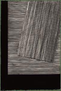 Woodcut Nunzio - Senza
