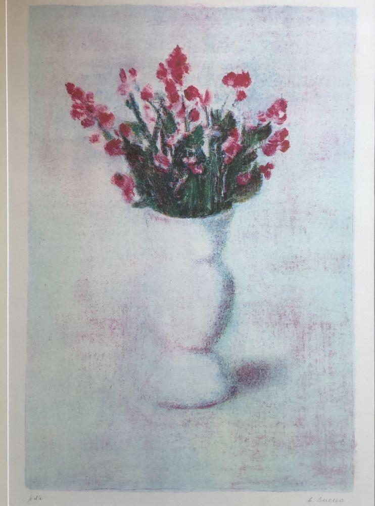 Lithograph Bueno - Senza titolo