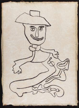 Lithograph Chaissac - Senza titolo