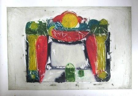 Engraving Fioroni - Senza titolo