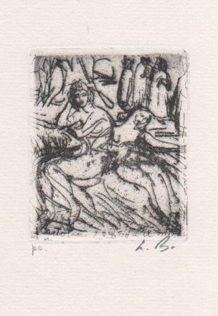 Engraving Bartolini - Senza titolo