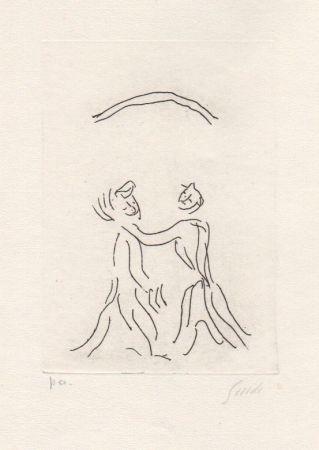 Engraving Guidi - Senza titolo