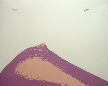 Lithograph Cesar - Senza titolo,