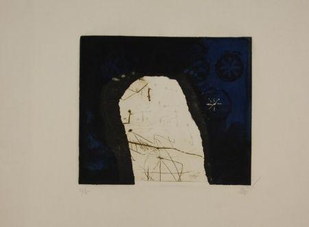 Lithograph Clavé - Senza titolo