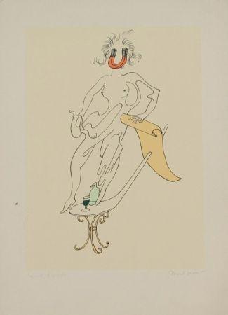 Lithograph Henry - Senza titolo