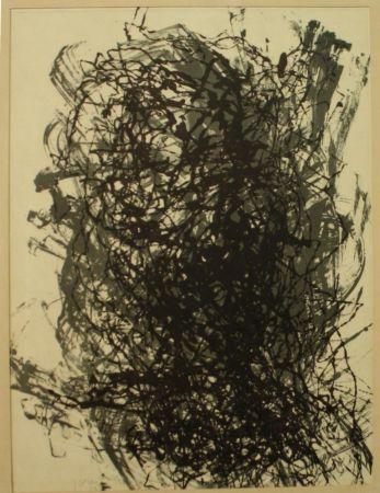 Lithograph Jorn - Senza titolo