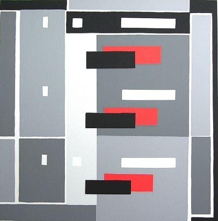 Lithograph Radice - Senza titolo