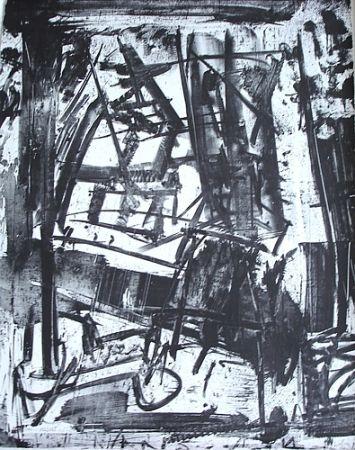 Lithograph Vedova - Senza titolo