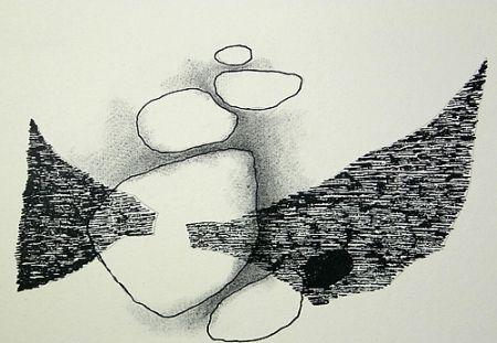 Lithograph Veronesi - Senza titolo
