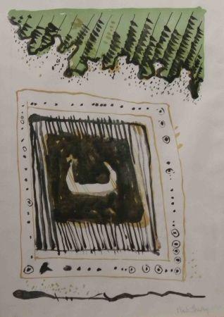 Lithograph Bradley - SENZA TITOLO