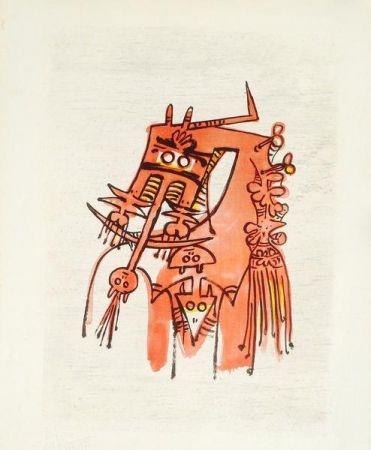 Lithograph Lam - Senza titolo