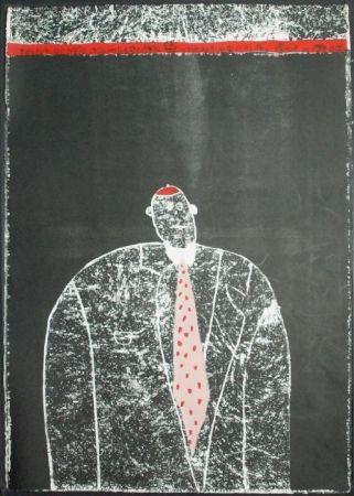 Lithograph Selden - Senza titolo (Untitled)