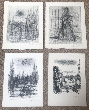 Multiple Carzou - Set of 4 artworks