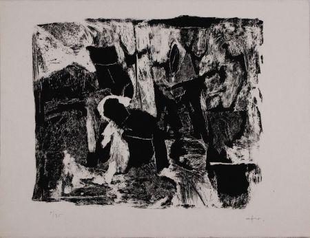 Engraving Basaldella - Settima stanza
