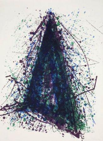 Lithograph Francis - SF 206
