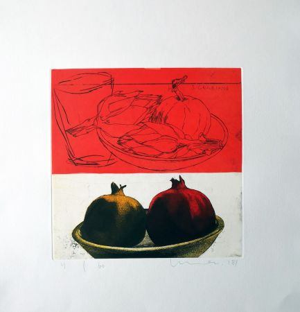 Etching And Aquatint Mair - S.Graziano