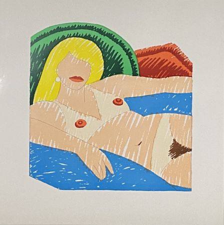 No Technical Wesselmann - Shiny Nude