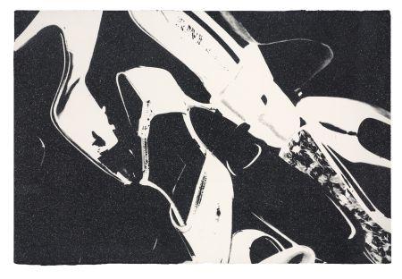 Screenprint Warhol - Shoes (FS II.255)