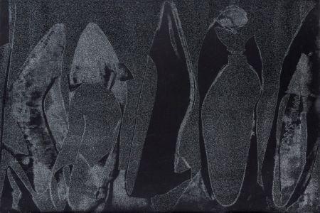 Screenprint Warhol - Shoes (FS II.256)