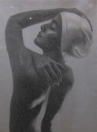 Lithograph Feuerman - SHOWER PROFILE (SILVER)