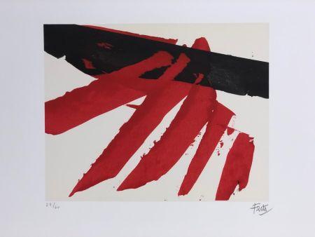 Lithograph Feito - Si titulo nº 10
