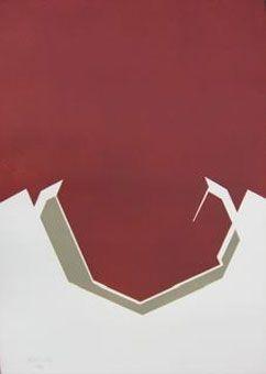 Etching And Aquatint Palazuelo - SIGILA I