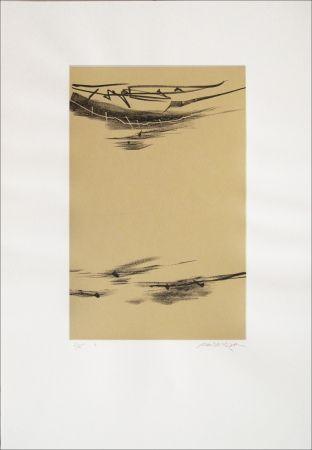 Lithograph Baltazar - Signes espaces 10