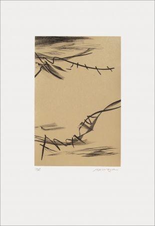 Lithograph Baltazar - Signes espaces 2