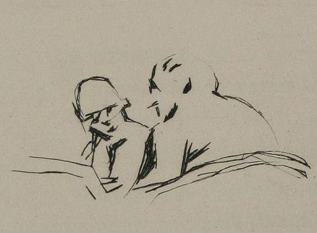 Illustrated Book Bonnard - Simili