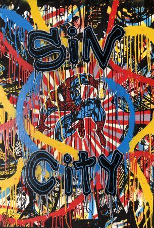 Screenprint Speedy Graphito - Sin City