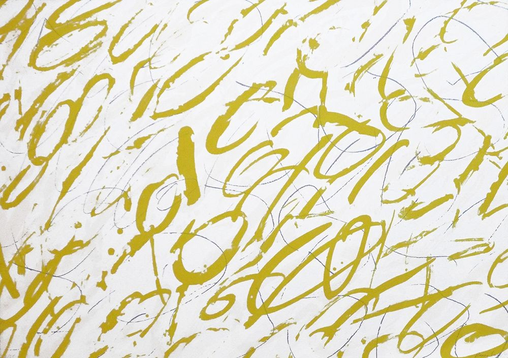 Lithograph Canet - Sin Título
