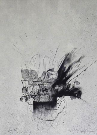 Lithograph Roig - Sin Título