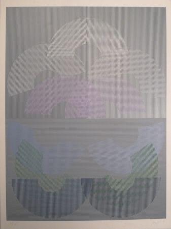 Screenprint Sempere - Sin título