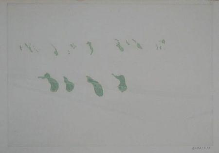 Engraving Gordillo - Sin Título