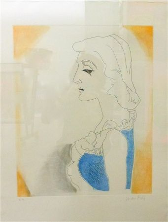 Lithograph Ray - Sin Titulo
