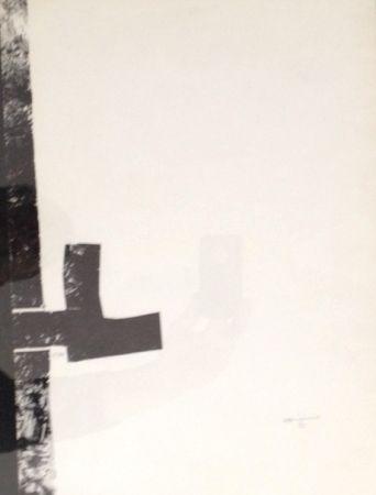 Lithograph Chillida - Sin Titulo