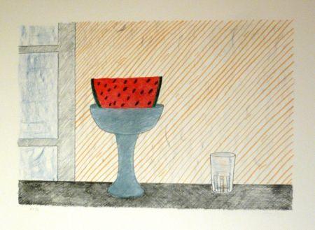Lithograph Girona - SINDRIA