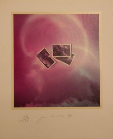 Lithograph Goode - Six Lithographs. (three photos on purple background)
