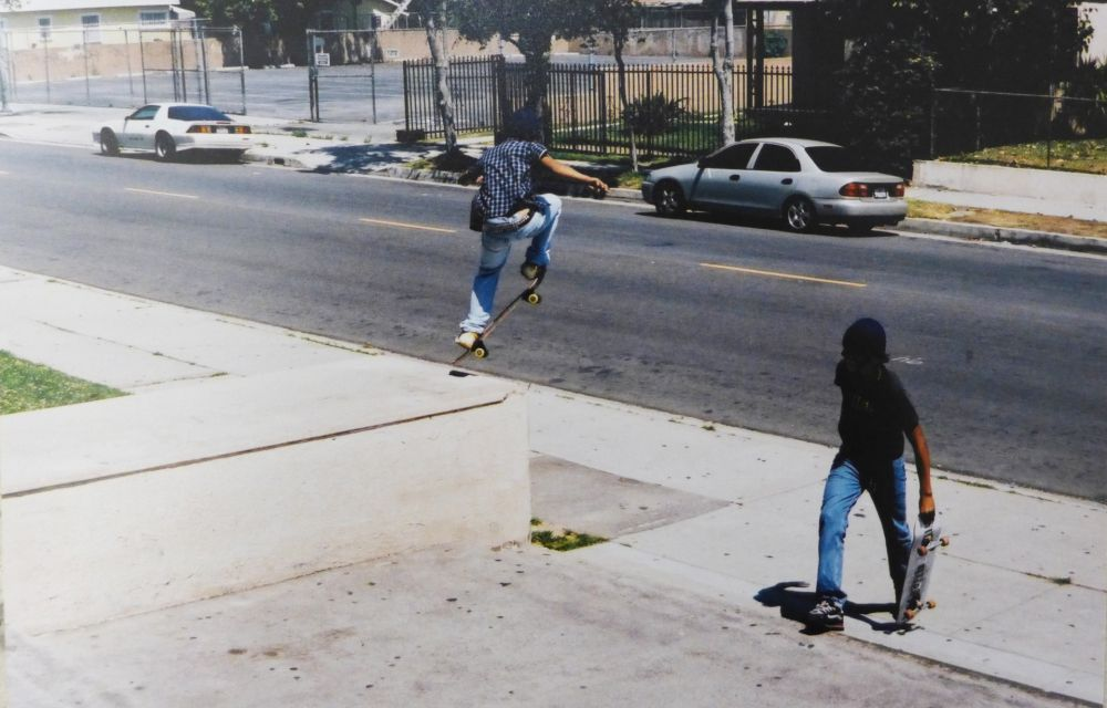 Photography Clark - Skaters (Wassup Rockers)