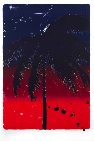 Lithograph Roy-Camille - Sleng Teng