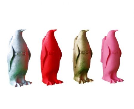 Multiple Sweetlove - Small cloned penguin with water bottle