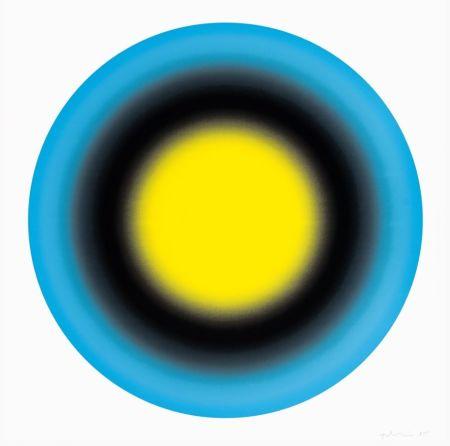 Screenprint Rondinone - Small Sun 1