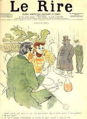 Lithograph Toulouse-Lautrec - Snobisme - Le Rire