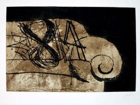 Engraving Tàpies - SOFÀ