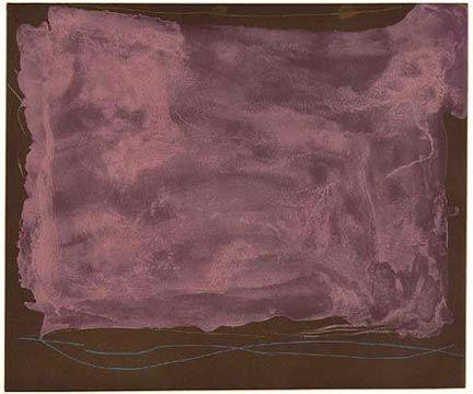 Etching And Aquatint Frankenthaler -  Soho Dreams (1987)