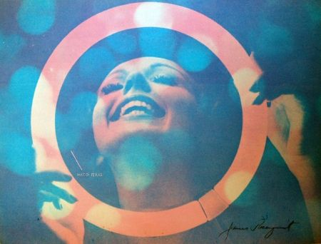 Screenprint Rosenquist - Somewhere to Light