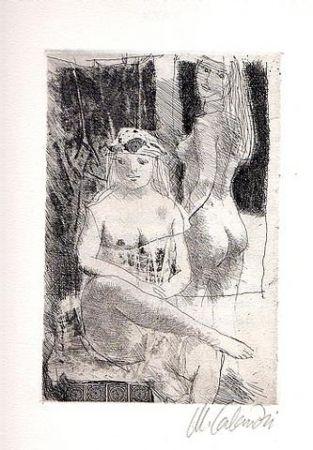 Illustrated Book Calandri - Sonetti