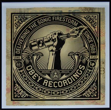 No Technical Fairey - Sonic Firestorm HPM