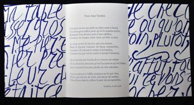 Illustrated Book Cortot - Sonnets pour trois amis