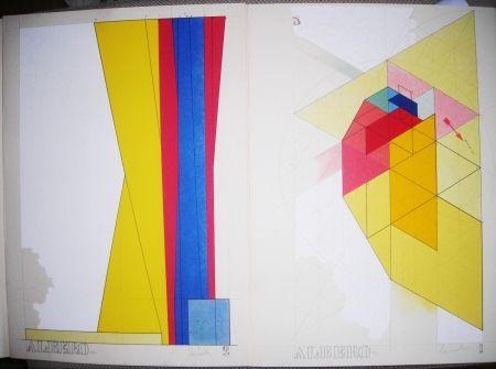 Lithograph Pomodoro - Sovraesistenze